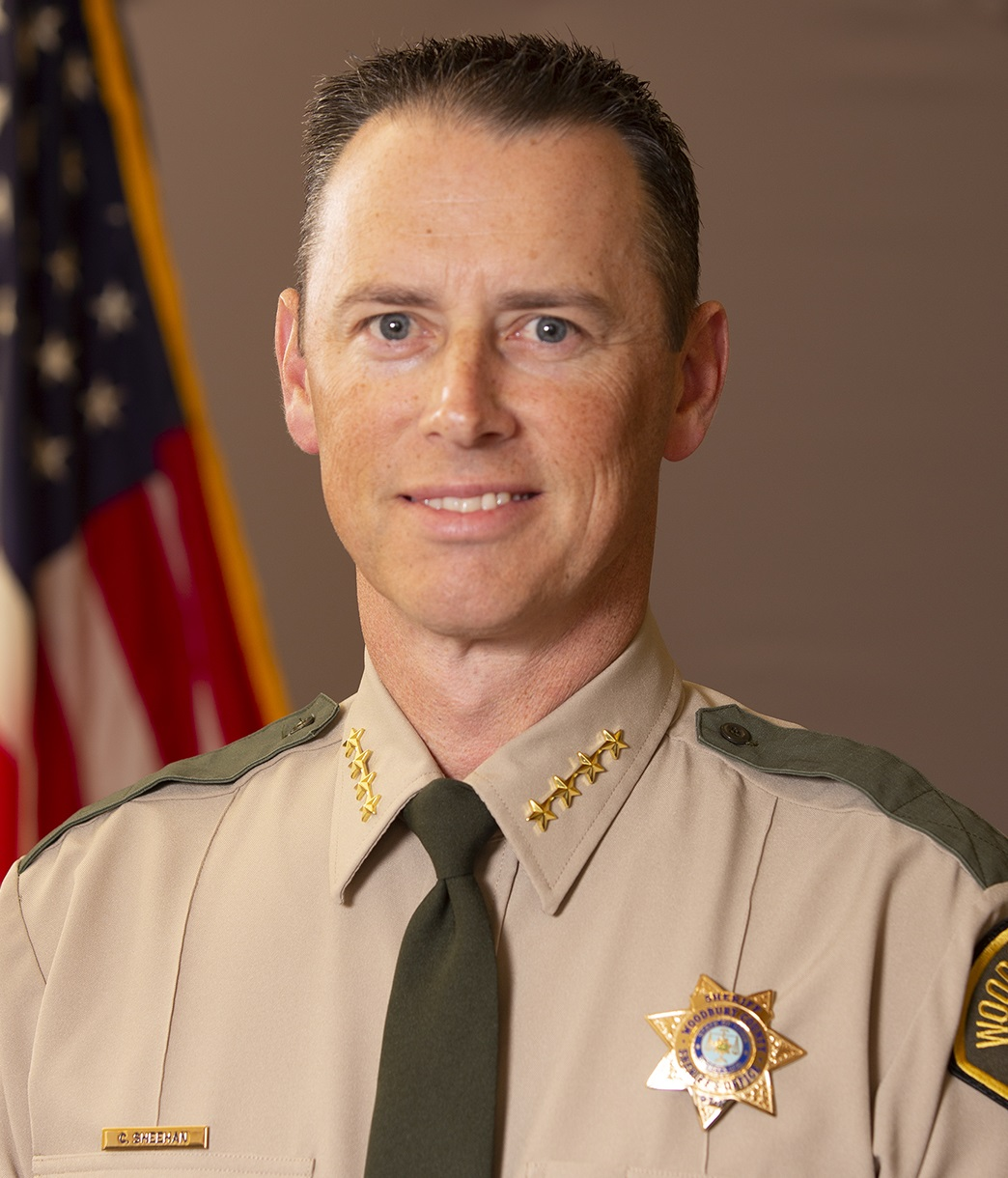 Sheriff Chad Sheehan